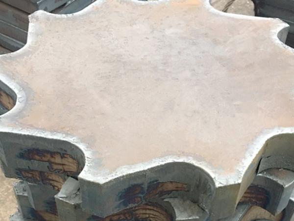 异形齿轮钢板切割