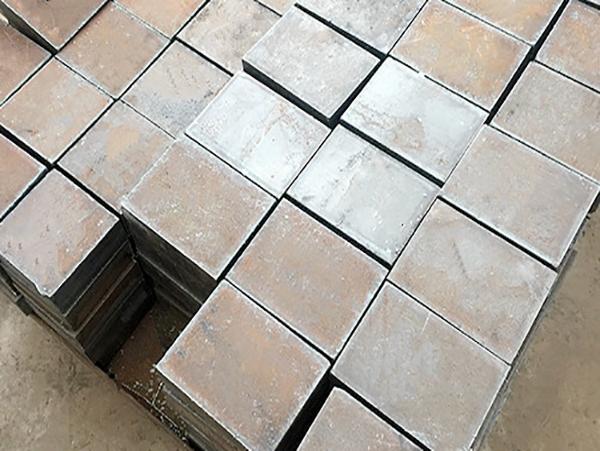 方形钢板切割